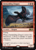 DRAGON EXIGENTE / DEMANDING DRAGON (M19)