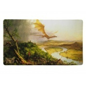 TAPETE DRAGON SHIELD THE OXBOW (60X35 cm)