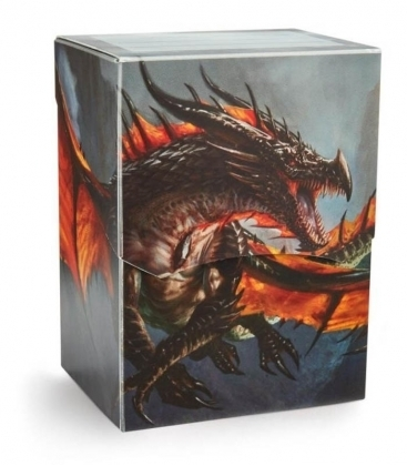 "CAJA MAZO DRAGON SHIELD DECK SHELL MODELO ""AMINA"" (EDICION LIMITADA)"