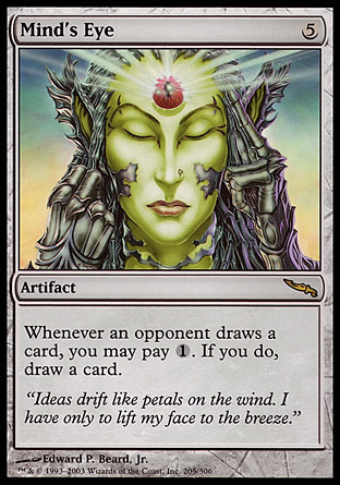 OJO DE LA MENTE / MIND'S EYE (MIRRODIN)