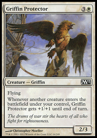 GRIFO PROTECTOR / GRIFFIN PROTECTOR (M13)