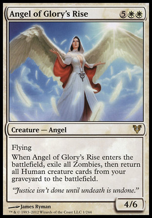 ANGEL DEL ASCENSO DE LA GLORIA / ANGEL OF GLORY'S RISE (AVACYN RESTITUIDA)