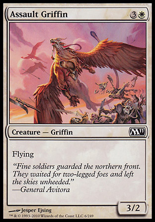 GRIFO DE ASALTO / ASSAULT GRIFFIN (M11)