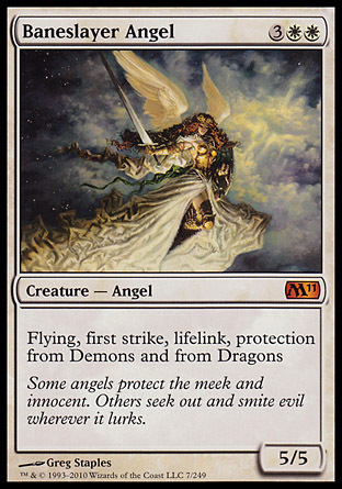 ANGEL MATADEMONIOS / BANESLAYER ANGEL (M11)