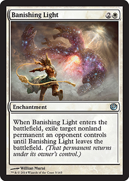 LUZ DE DESTIERRO / BANISHING LIGHT (TRAVESIA NYX)