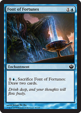 FUENTE DE LA FORTUNA / FONT OF FORTUNES (TRAVESIA NYX)