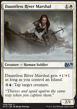 MARINERA INTREPIDA / DAUNTLESS RIVER MARSHALL (M15)