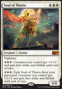 ALMA DE THEROS / SOUL OF THEROS (M15)