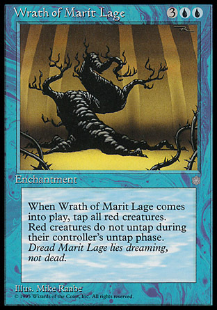 IRA DE MARIT LAGE / WRATH OF MARIT LAGE (ERA GLACIAL)