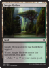 HONDONADA SELVATICA / JUNGLE HOLLOW (KHANS OF TARKIR)