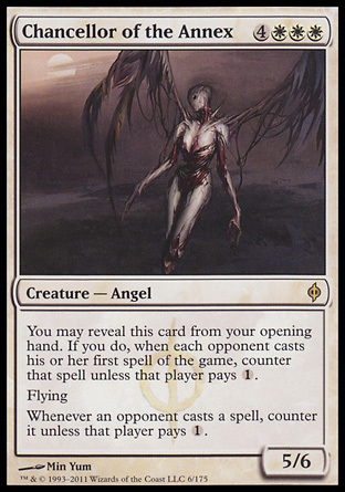 CANCILLER DEL ANEXO / CHANCELLOR OF THE ANNEX (NUEVA PHYREXIA)