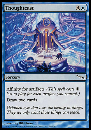 IDEA EXPANDIDA / THOUGHTCAST (MIRRODIN)