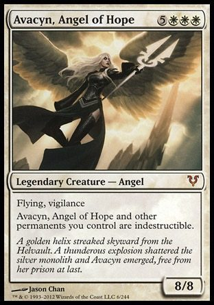 AVACYN ANGEL DE LA ESPERANZA / AVACYN ANGEL OF HOPE (AVACYN RESTITUIDA)