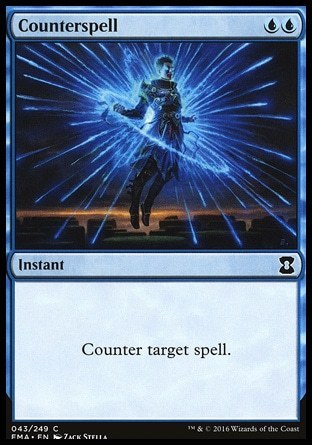 CONTRAHECHIZO / COUNTERSPELL (ETERNAL MASTERS)