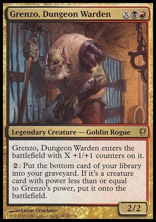 GRENZO DUNGEON WARDEN (CONSPIRACY)