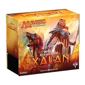 BUNDLE PACK RIVALES DE IXALAN (INGLES)