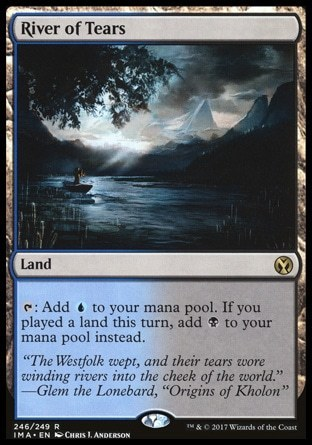 RIO DE LAGRIMAS / RIVER OF TEARS (ICONIC MASTERS)