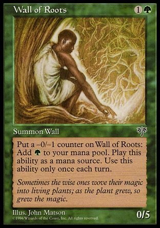 MURO DE RAICES / WALL OF ROOTS (ESPEJISMO)