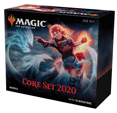 BUNDLE PACK CORE SET M20 (INGLES)