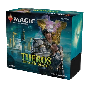 BUNDLE PACK THEROS MAS ALLA DE LA MUERTE (INGLES)