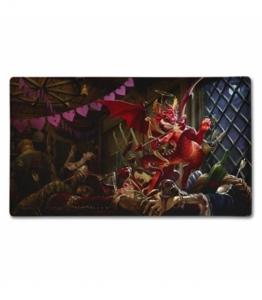 "TAPETE DRAGON SHIELD ""VALENTINE DRAGONS 2020"" (60X35 cm)"