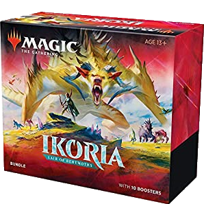 BUNDLE PACK IKORIA LAIR OF BEHEMOTHS (INGLES)