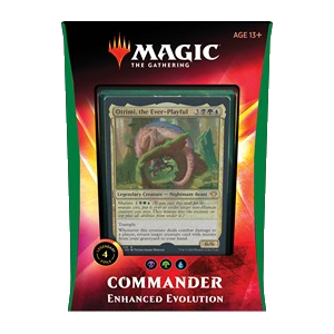 MAZO COMMANDER 2020 IKORIA EVOLUCION MEJORADA / ENHANCED EVOLUTION (ESPAÑOL)
