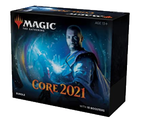 BUNDLE PACK CORE SET M21 (INGLES)