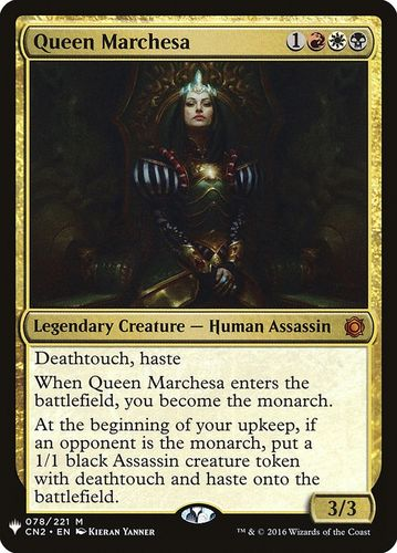 QUEEN MARCHESA (MYSTERY BOOSTER)