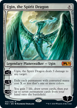 UGIN EL DRAGON ESPIRITU / UGIN THE SPIRIT DRAGON (M21)