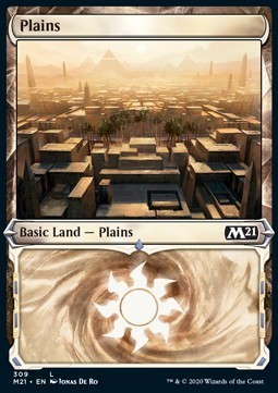 LLANURA / PLAINS (M21 - ARTE ALTERNATIVO)