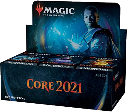 CAJA SELLADA CORE SET M21 (INGLES)