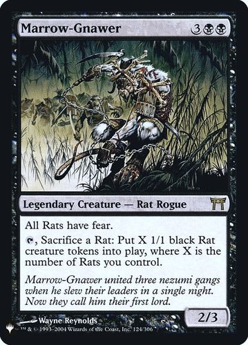 ROEMEDULAS / MARROW-GNAWER (MYSTERY BOOSTER)